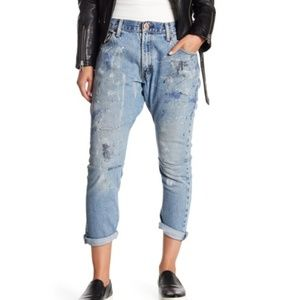 One Teaspoon Artiste Vintage Saints Boyfriend Jean